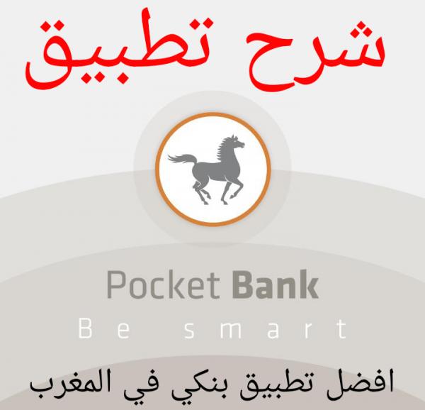 تطبيق pocket bank