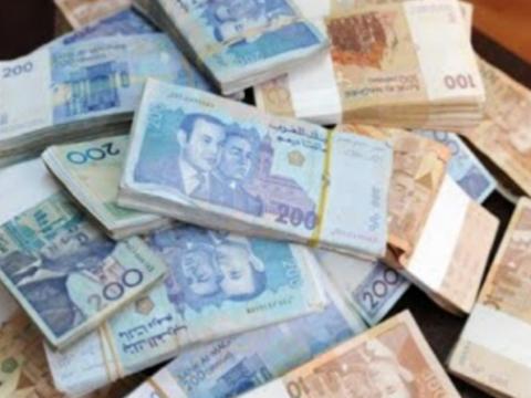 مليون سنتيم مغربي كم درهم تساوي ؟